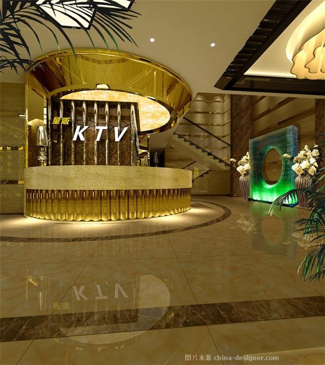 金色年华量贩式KTV-俎树魁的设计师家园-ktv,现代