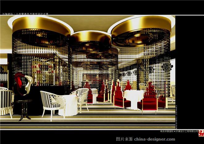 好记大酒店-江阴店-蒋晓丽的设计师家园-现代欧式,中餐厅/中餐馆