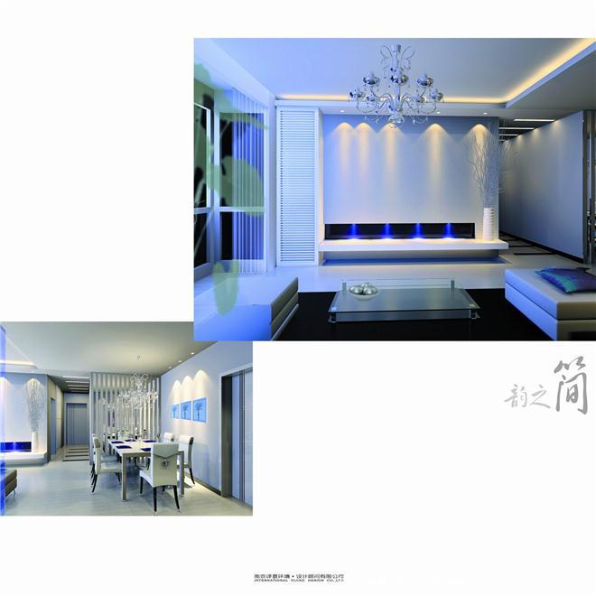 别墅-简约现代-蒋晓丽的设计师家园-独栋别墅