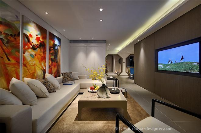 传统意境的时尚宣言-黄育波的设计师家园-卧室