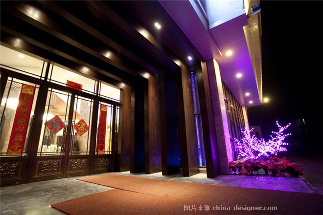 轻�r小筑销售中心-郑柏松的设计师家园-住宅公寓售楼处