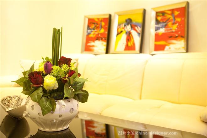 青年居易样板房-郑柏松的设计师家园-现代简约,住宅公寓样板间