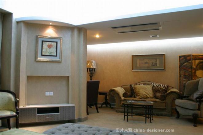 檀溪湾别墅 -上海元新建筑装潢工程有限公司(无锡分公司)的设计师家园-现代欧式,独栋别墅