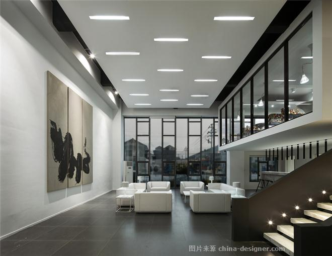 恒立布业销售中心-周伟的设计师家园-办公
