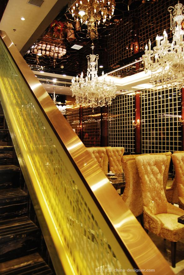 海边城外餐饮会馆-黄金程的设计师家园-现代欧式,中餐厅/中餐馆