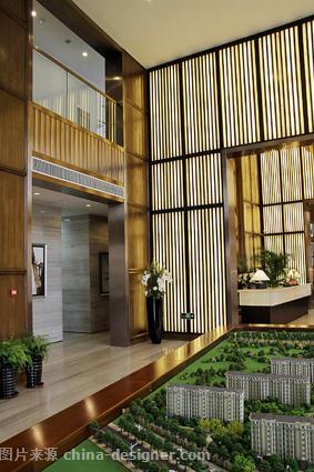 中冶蓝城售楼处-黄金程的设计师家园-住宅公寓售楼处,别墅售楼处,别墅样板间