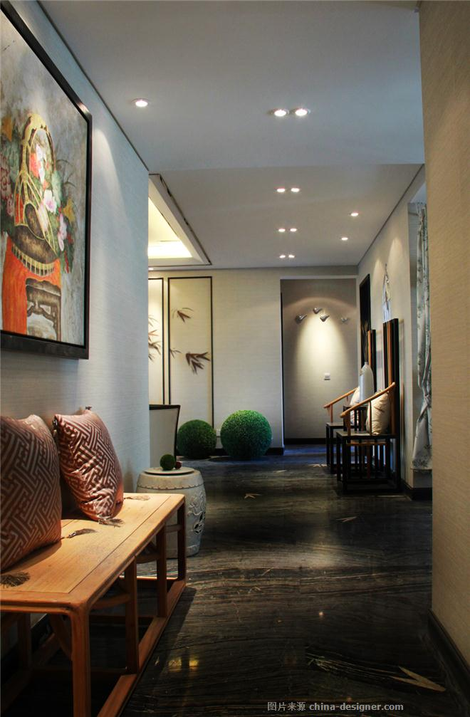 洛阳大�坠�际社区样板房设计-李战强的设计师家园-住宅公寓售楼处,别墅样板间,住宅公寓样板间
