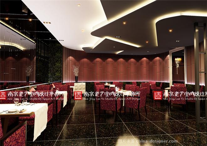 万达酒店-于跃进的设计师家园-新中式,中餐厅/中餐馆