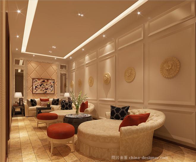 休闲会所-徐德锋的设计师家园-休闲会所