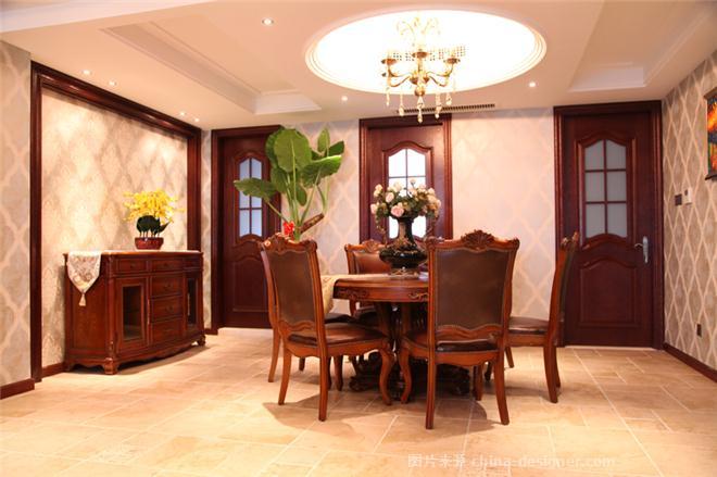 RAT蓝海-徐波的设计师家园-现代欧式,四居及以上