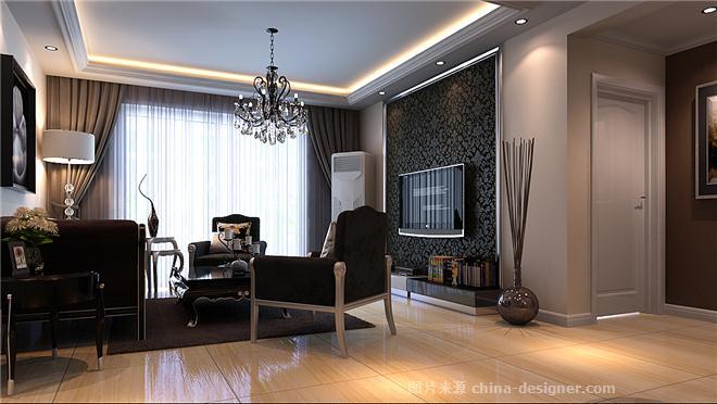 经典家装设计-席向前的设计师家园-卧室