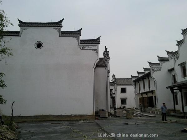 """""""江南第一家""""---四合院(新东方)-徐梁的设计师家园-沉稳庄重,混搭,四合院,独栋别墅"""