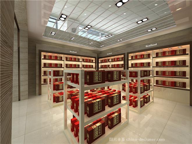 机场商店-张宁的设计师家园-现代简约,专卖店