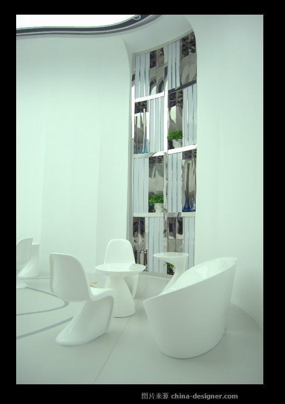 余姚心中宇太守府体验中心-何巍的设计师家园-现代简约,别墅售楼处