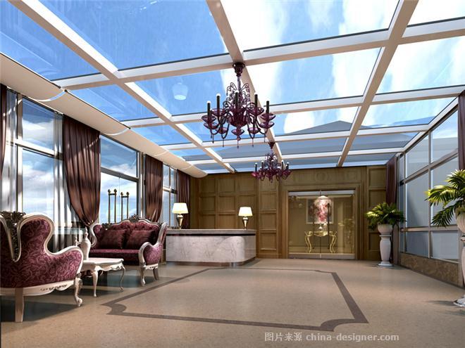 长沙某月子中心-伍勇慎的设计师家园-现代欧式,医疗会所,康复中心