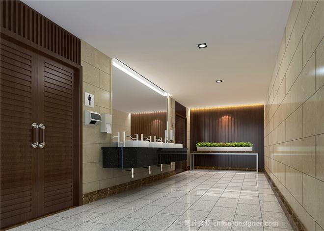 中联重科混凝土机械事业部改扩建项目之一-伍勇慎的设计师家园-现代简约,办公楼