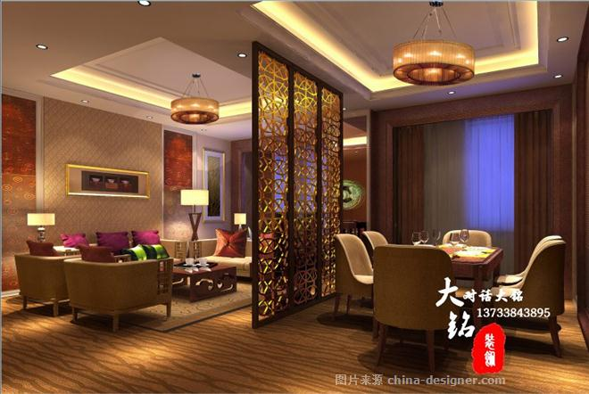 信阳潢川光州国际酒店-李同涛的设计师家园-现代简约,商务酒店