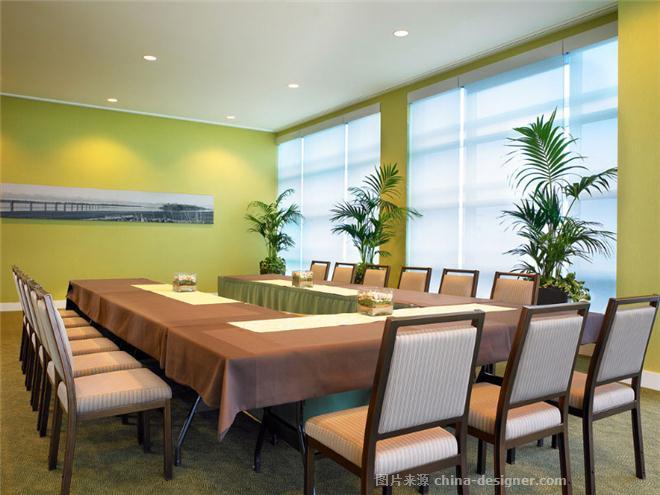 酒店设计|京西大酒店-富鸿装饰的设计师家园-度假酒店,商务酒店