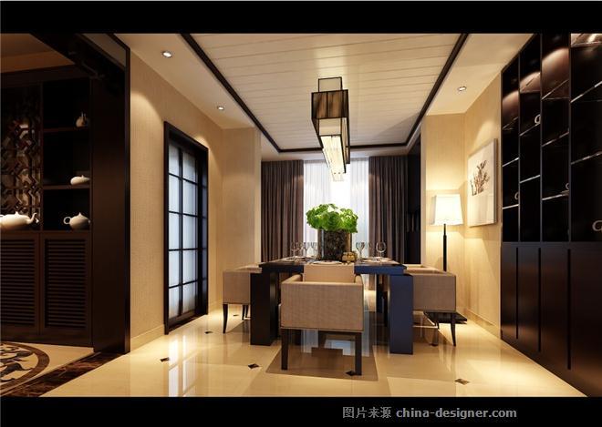 资阳财政小区张总复式-刘鹏的设计师家园-卧室
