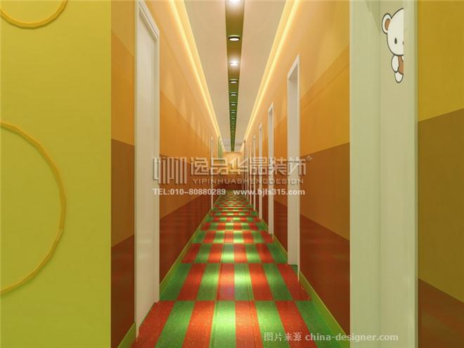 清华园教育国家图书馆店-北京逸品华晟装饰工程设计有限公司的设计师家园-现代简约,培训中心
