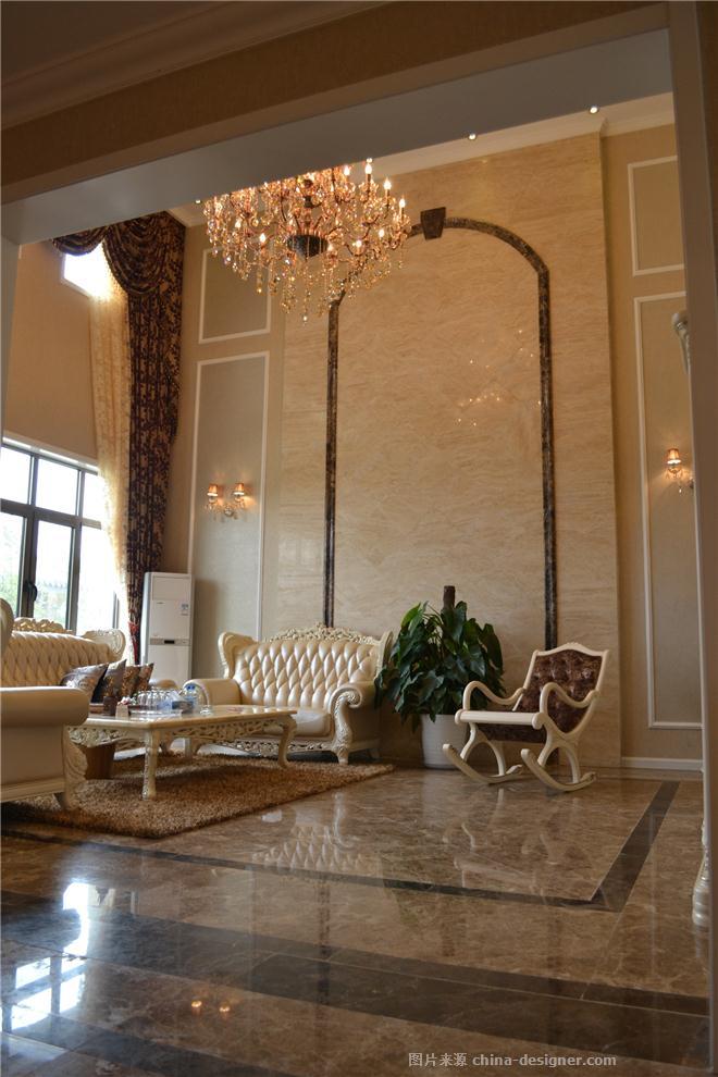 金亨别墅-李雪峰的设计师家园-现代欧式,独栋别墅