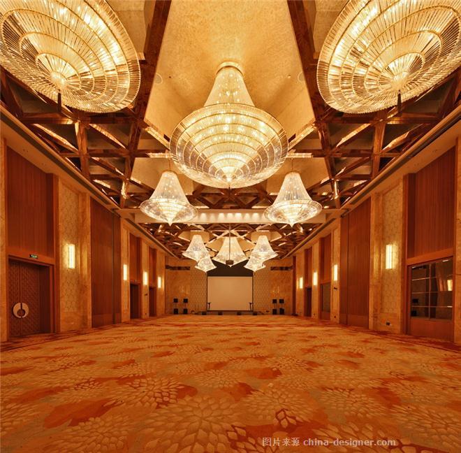 惠州凯宾斯基酒店公共空间-王国猛的设计师家园-五星,商务酒店