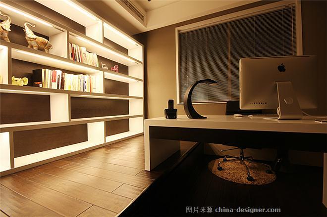 温州鑫城大厦住宅设计 咖啡可可-宋毅的设计师家园-现代简约,三居