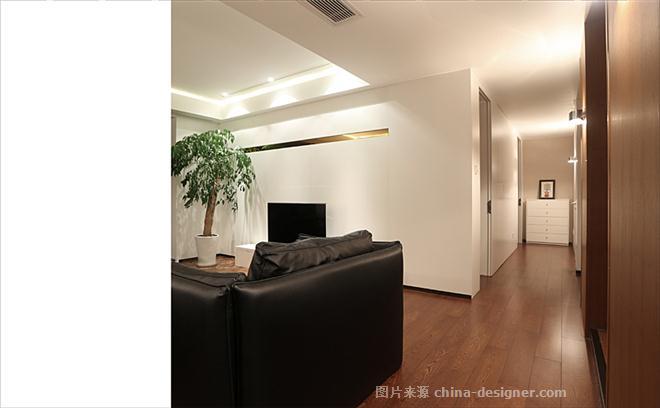 宁波世茂世纪湾住宅设计 无形-宋毅的设计师家园-现代简约