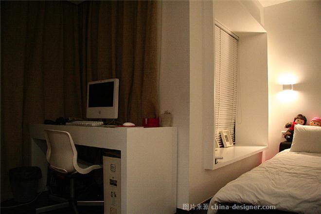 温州康盛家园住宅设计 取舍之间。-宋毅的设计师家园-现代简约,三居