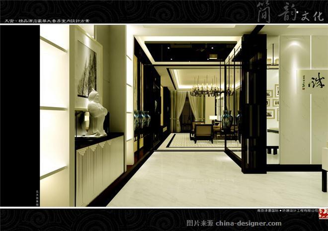 天宫客房天宫客房-蒋晓丽的设计师家园-现代简约,商务酒店