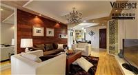 设计师家园-苏州88平米公寓现代奢华实景《尚.静》