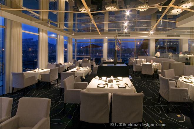 餐饮设计|南湾湖时尚餐厅-富鸿装饰的设计师家园-现代简约,中餐厅/中餐馆