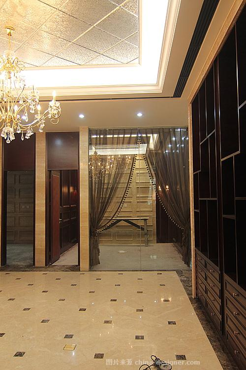格林上东售楼部-万泉智的设计师家园-住宅公寓售楼处
