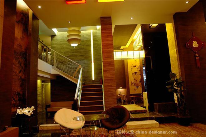 半山阳光酒店-刘柱华的设计师家园-新中式,主题酒店