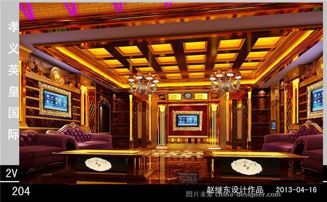 英皇国际KTV会馆-赵继东的设计师家园-ktv,娱乐会所