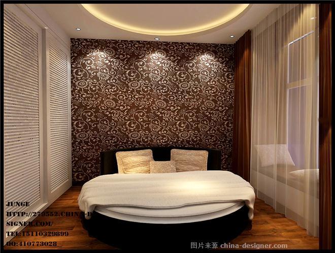 北京---孔令军的设计师家园-北欧风格,二居