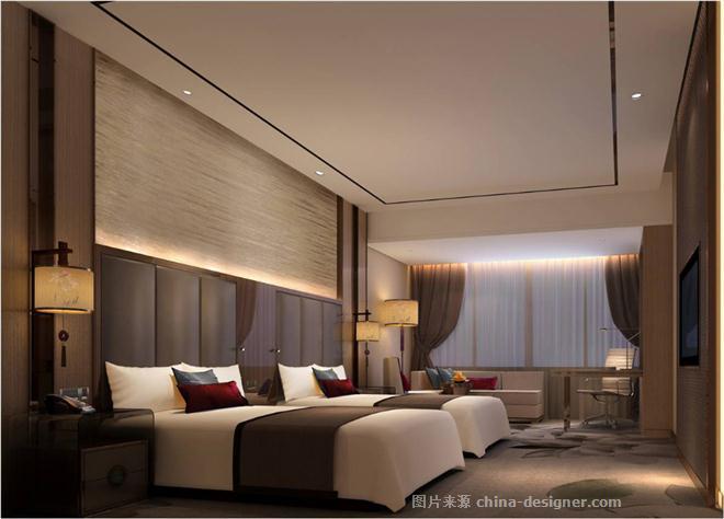 中州国际饭店设计-富鸿装饰的设计师家园-商务酒店