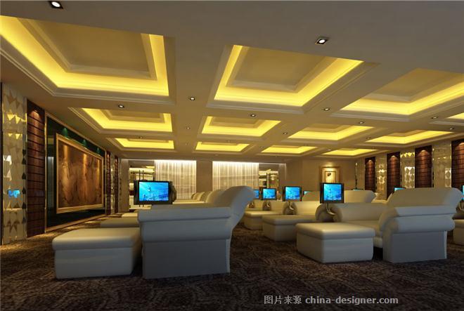 栾川东方夏威夷温泉商务酒店设计-武禹甫的设计师家园-东南亚风格,桑拿,洗浴