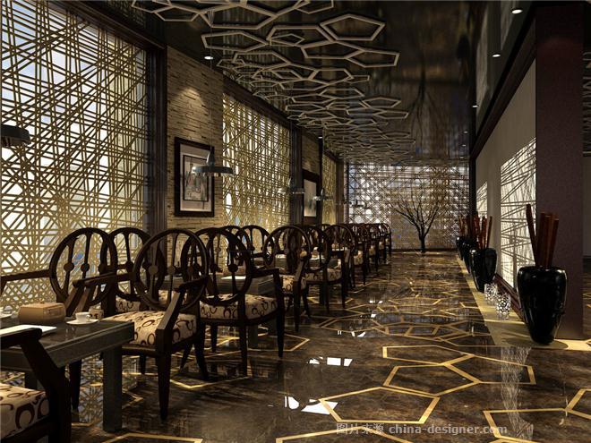 咖啡会所-倪柯强的设计师家园-咖啡厅/咖啡吧