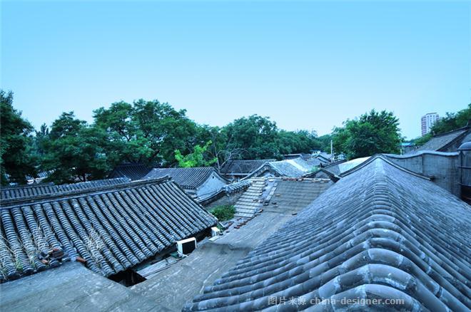 北京四合院会所 设计案例-李战强的设计师家园-新中式,中餐厅/中餐馆