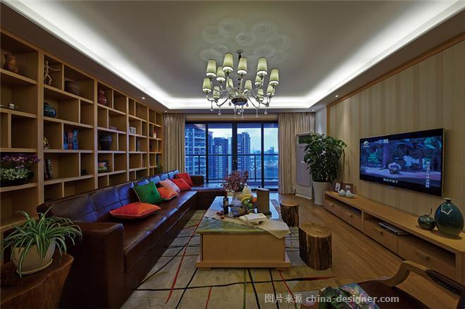 华侨城首地荣御住宅-乔辉的设计师家园-其他                                                                                                ,四居,现代简约,青春活力,绿色,蓝色,其他气氛,简约大气,沉稳庄重,闲静轻松,其他颜色,黄色,灰色,白色