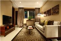 设计师家园-远中风华园豪华服务式公寓软装设计