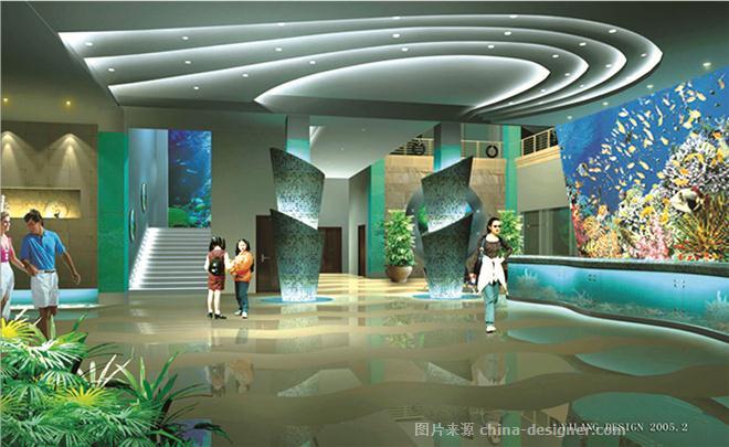 三亚海洋生物保护展览馆-李阳的设计师家园-展览空间