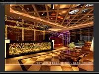 设计师家园-哈尔滨KTV效果图设计方案