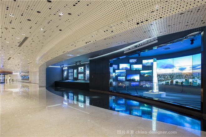 上海中心大厦观光体验厅-李晖的设计师家园-购物中心/商业综合体,其他风格,简约大气,闲静轻松,科技智能