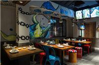 设计师家园-66�O海鲜小吃餐厅『邂逅花甲』