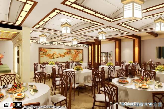 饭店餐厅手绘图