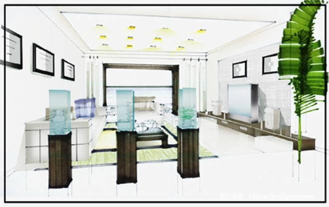 《手绘图》-设计师:老刘.设计师家园-刘艺设计工作室图片