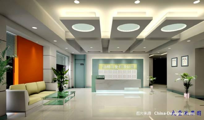 大堂-天伟空间的设计师家园-办公楼图片