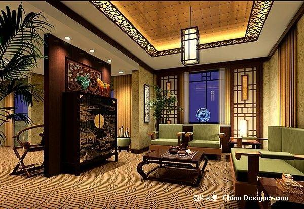 中式餐厅-王忆宁的设计师家园-餐饮酒吧图片